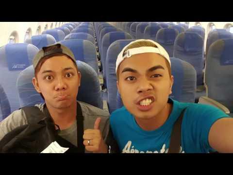 Philippine Airlines Manila to Kalibo, Aklan (Boracay Island)