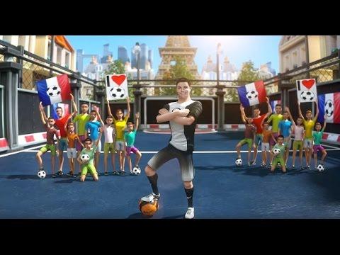 C.Ronaldo : Kick 'n' Run Gameplay For Android/Ios [HD] Amazing Graphic