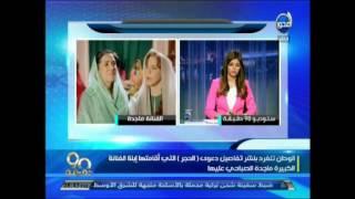 بالفيديو..محامي الفنانة ماجدة يروي تفاصل عملية النصب التي تعرضت لها موكلته