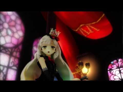 [MMD] Mayu - World is Mine