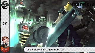 Final Fantasy VII #1 Redécouverte et destruction