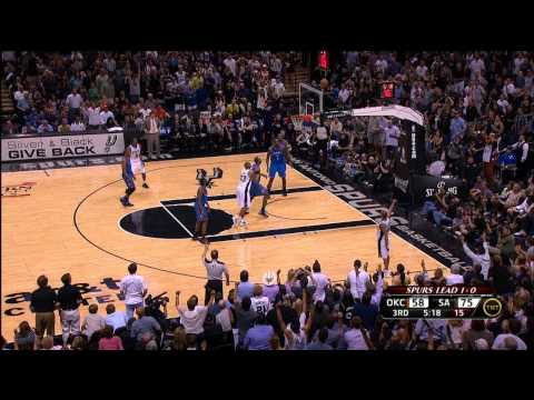 Spurs BIG three take control!