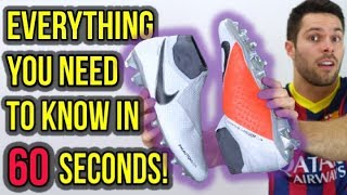 1 MINUTE REVIEW - NIKE PHANTOM VISION ELITE