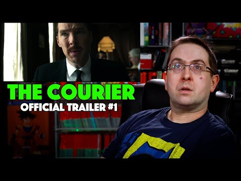 REACTION! The Courier Trailer #1 – Benedict Cumberbatch Movie 2021