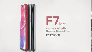 OPPO F7 - Product Video