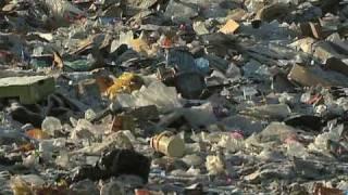 Незаконные свалки мусора в Москве!!!