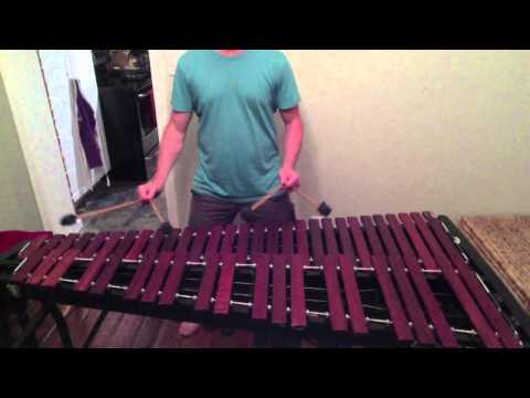 FLO RIDA - Whistle - Marimba Version