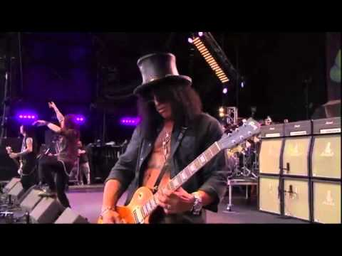 Slash Live Sweet Child O' Mine