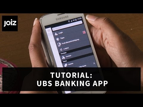 Tutorial   UBS Banking App
