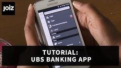 Tutorial | UBS Banking App