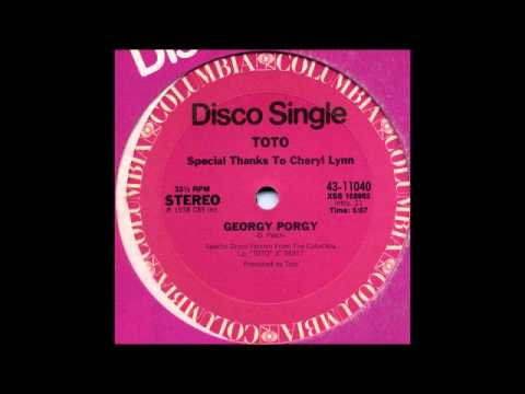 TOTO Featuring CHERYL LYNN  Georgy Porgy HQ