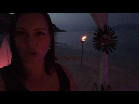 Exclusive Dinner on the Beach Koh Samui, Melati Resort Thailand