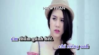 [Karaoke] Tình Cảm Khó Nói - Tam Hổ | Karaoke HD Netitan