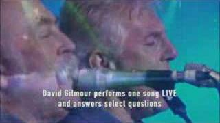 David Gilmour: Remember That Night - North American Premiere