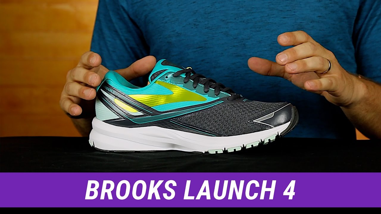 brooks launch review