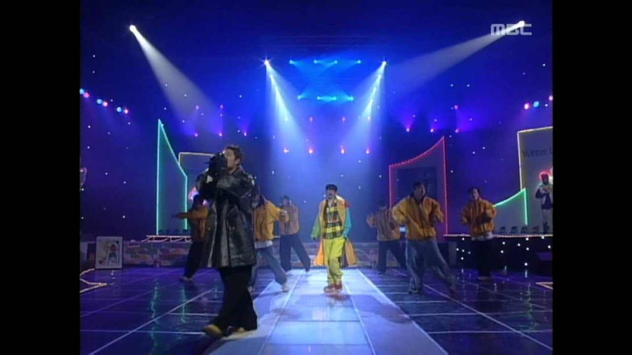 Turbo - Love is, 터보 - 러브 이즈, MBC Top Music 19961116