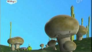 BabyTV - Vegibugs - Grasshopper