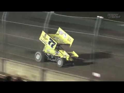 Fremont Speedway 305 Sprint Car Feature - 8/22/17