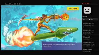 Fortnite stw save the world live 150 sub giveaway legacy / Modded gun