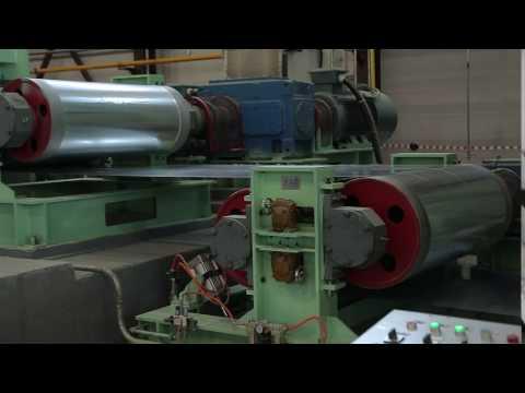 тонколистовая оцинкованная сталь
