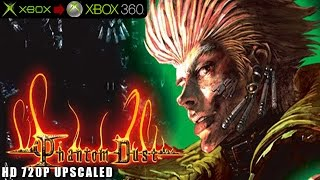 Phantom Dust - Gameplay Xbox HD 720P (Xbox to Xbox 360)