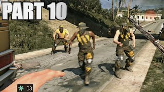 Tunnel Vision - Dying Light Walkthrough Part 10 - Xbox One Gameplay With Commentary