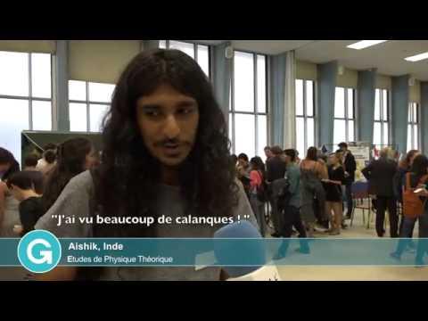 Aix Marseille Université accueille ses étudiants étrangers