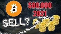 Bitcoin At $60k - Would You Sell? (BTC Price Analysis)
