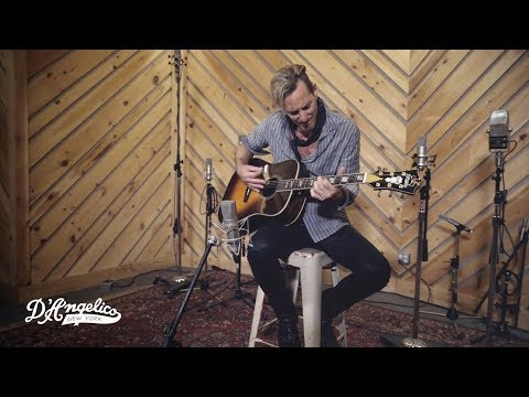Introducing The New Excel Lexington® With Tony Bruno | D'Angelico Guitars