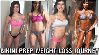 My Bikini Prep Weight Loss Journey