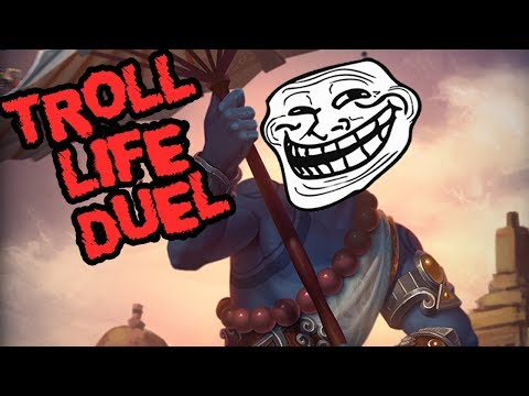 SALT TRAIN CONTINUES | VAMANA (ALL DEFENSE) - Smite S5 Troll Ranked Duel Ep.17