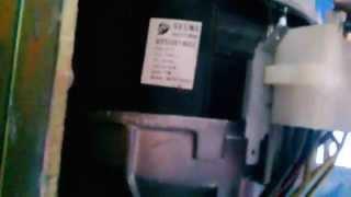 Moteur de machine a laver (SUICIDE motor)