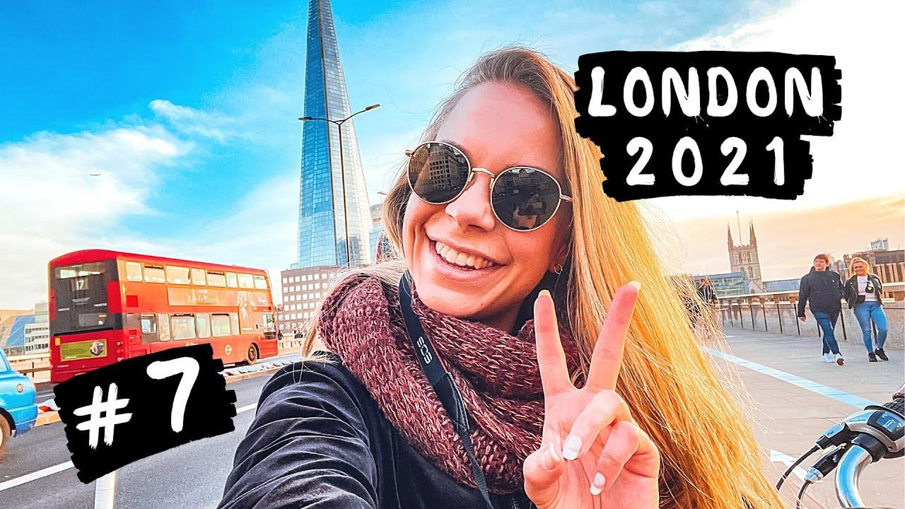 Download My Life in London 2021 - Bike Ride in London Vlog