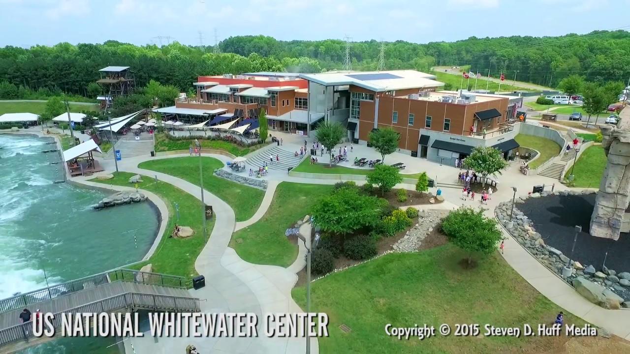Us National Whitewater Center Youtube