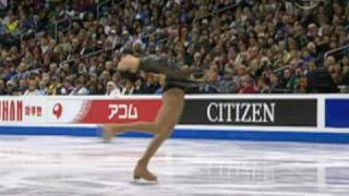 Figure skater Kim with World Record from Universal Sports