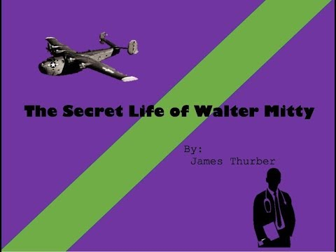 a major theme in the secret life of walter mitty by james thurber The best study guide to the secret life of walter mitty litcharts study guide on james thurber's of the secret life of walter mitty visual theme.