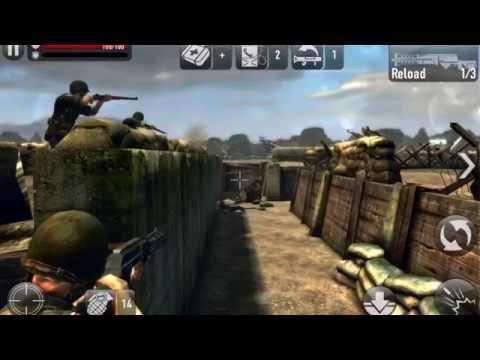 FRONTLINE COMMANDO D DAY Full HD Gameplay 1080p 2015
