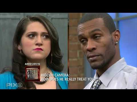Hidden Cameras Catch An Abusive Husband: Part 2 (The Steve Wilkos Show)