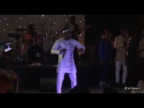 Extrait 20 ans  live King MENSAH Bxl