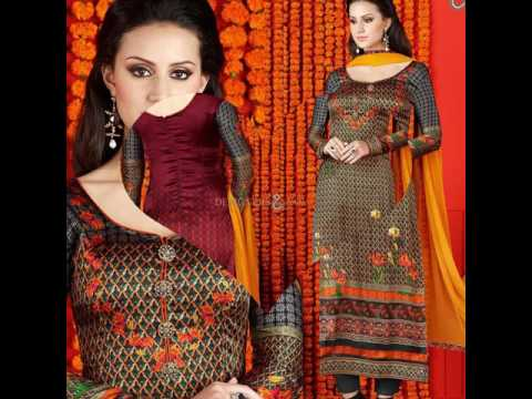 image of Pakistani Dresses youtube video 2