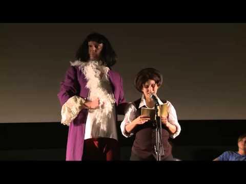 Kurt Tucholsky - Ich gehe mit einer langen Frau - Landauer Poetry Slam - Dead or Alive 2013