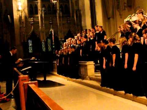 O Fortuna, Bel Canto choir, Indianapolis Childrens Choir