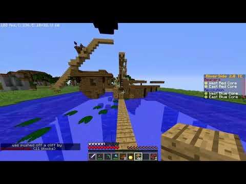 Scrimms CR: Beaners vs Revolución™ - Mapa: RiverSide 2.0 (Defender POV) 2/4