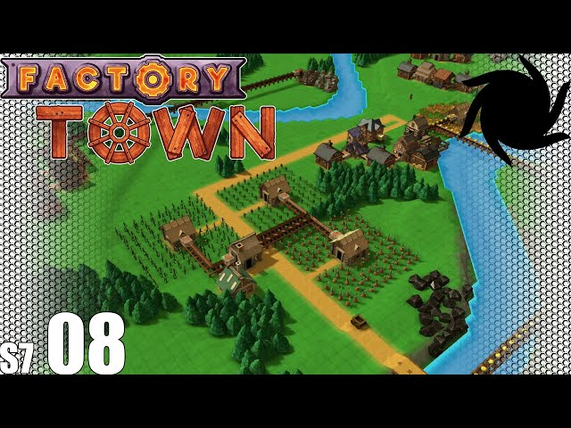 Factory Town - S07E08 - Shirts and Mining
