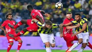 Fenerbahçe 4-1 Antalyaspor Maç Özeti