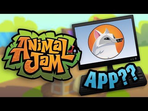 BETA TESTING the NEW Animal Jam COMPUTER APP