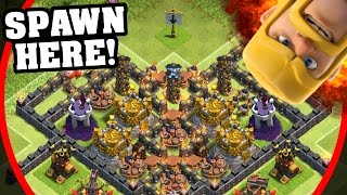 "Clash Of Clans - ""The Valley Of Death 2.0"" - Not So Epic TH11 Troll Base 2016!"