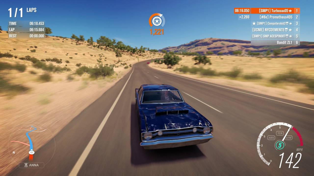Forza Horizon Muscle Car Madness Goliath Youtube