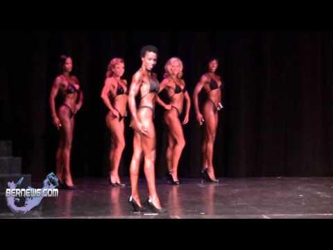 Bermuda Bodybuilding Prejudging Show, Aug 18 2012