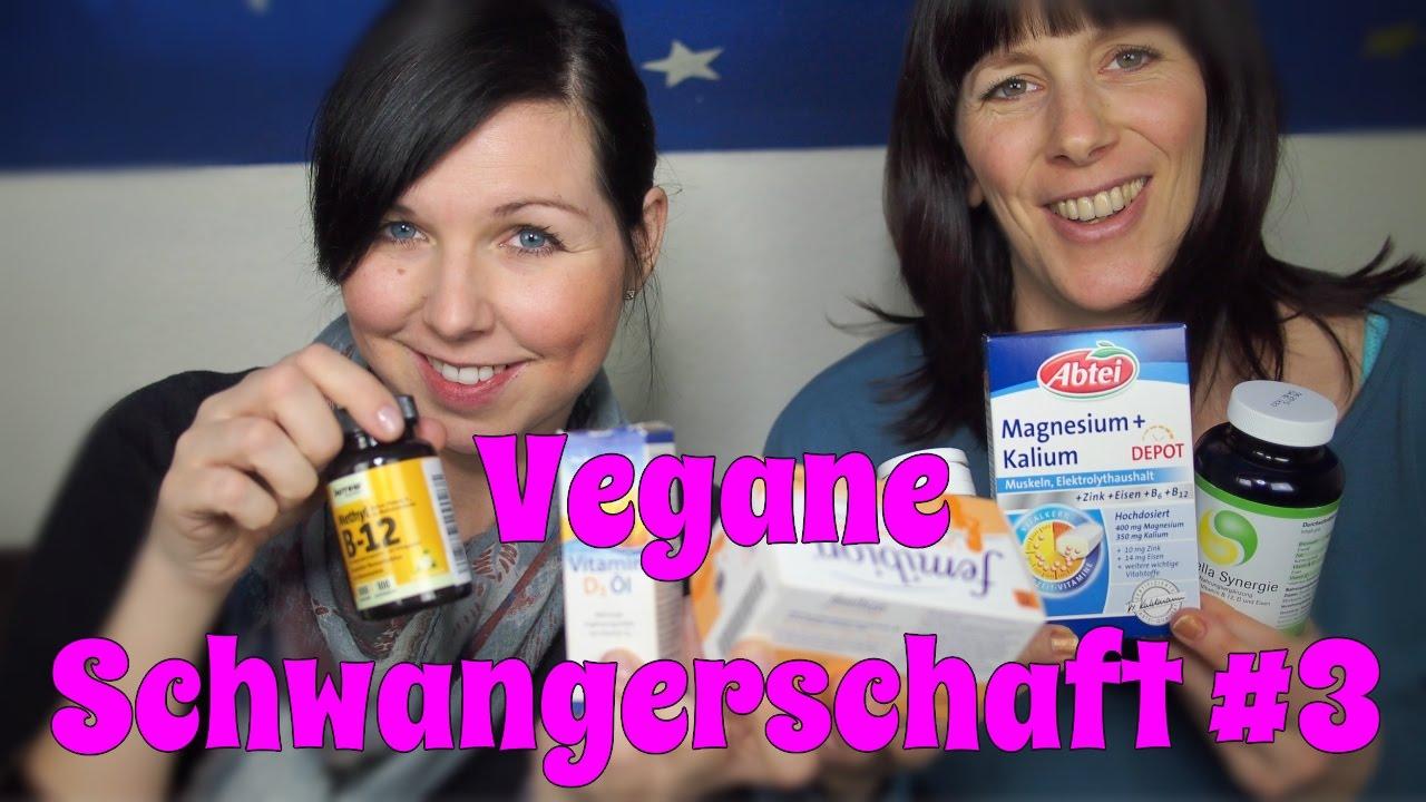 Vegane Schwangerschaft - Ernährung, Heilerde, Supplemente #3 [VEGAN]